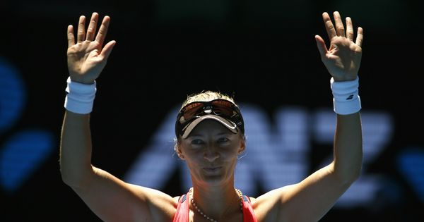 The sports wrap: Lucic-Baroni reaches first Grand Slam semi-final in 18 years, and other top stories
