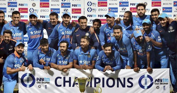 India hold on to fourth position in ICC ODI rankings, seven points behind top-ranked South Africa