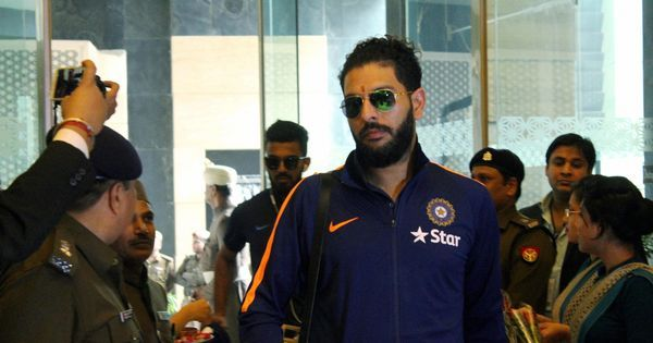 Yuvraj Singh, family members booked in domestic violence case filed by his sister-in-law