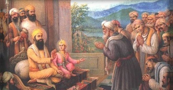 The tale of Guru Tegh Bahadur and Aurangzeb embodies the simplification of Sikh-Mughal history