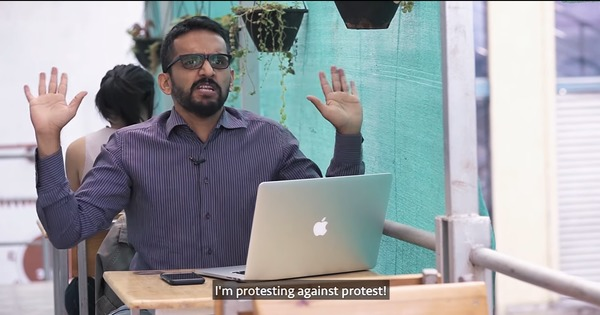 Watch this hilarious mockumentary on people who supposedly want Bengaluru's steel flyover