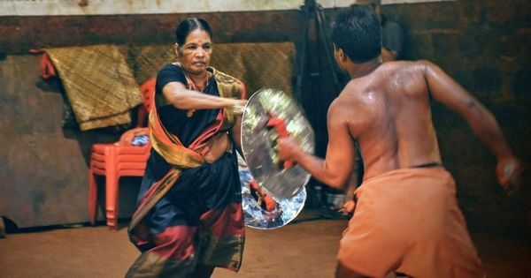 How a Kerala grandma went from Kalaripayattu exponent to internet star to Padma Shri winner