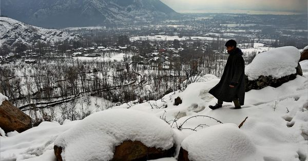 Jammu and Kashmir: Five soldiers missing after snowfall triggers avalanches in Bandipora, Kupwara