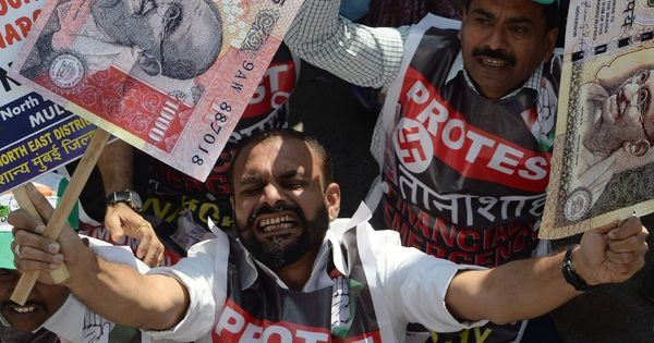 Understanding demonetisation: The problem with the war on cash
