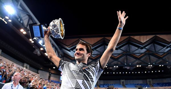 The historic 18th Grand Slam marks a second homecoming for the legend of Roger Federer