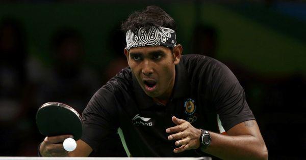 India's table tennis star Sharath Kamal backs Pankaj Advani, blasts system for Padma awards snub
