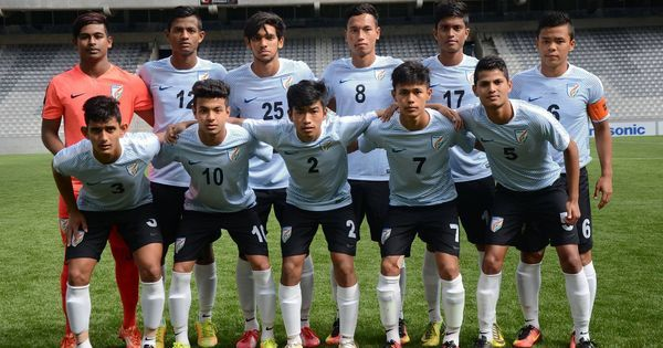 Ahead of Fifa Under-17 World Cup, India to play in four nation tournament in Mexico