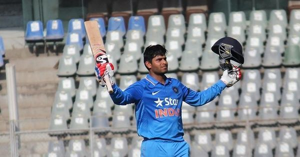 Cricket: Himanshu Rana's ton goes in vain as India Under-19 lose to England in first 'ODI'