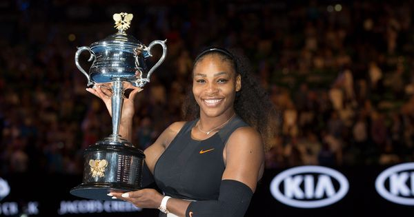 Serena Williams has accepted a place at the Australian Open, confirm organisers