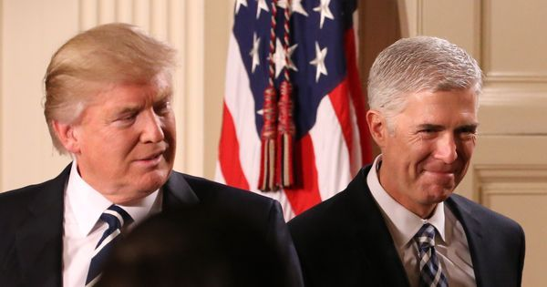 US: Conservative Neil Gorsuch confirmed as new Supreme Court justice