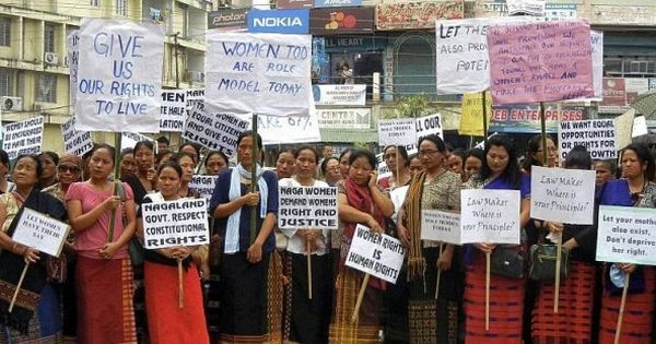 As Nagaland prepares to review reservation for women in civic bodies, old fault lines surface