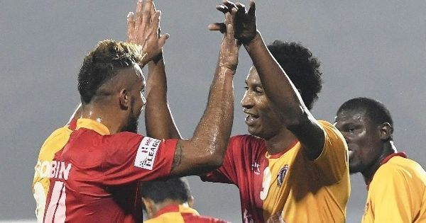 I-League: East Bengal bounce back to winning ways with a 3-1 win against Minerva Punjab