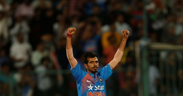 Yuzvendra Chahal's incredible 6-wicket haul delivers 75-run victory and 2-1 series triumph for India