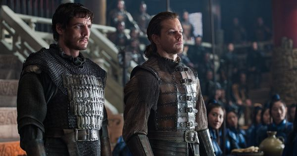 Film review: Even Matt Damon can't help 'The Great Wall' rise above its dullness