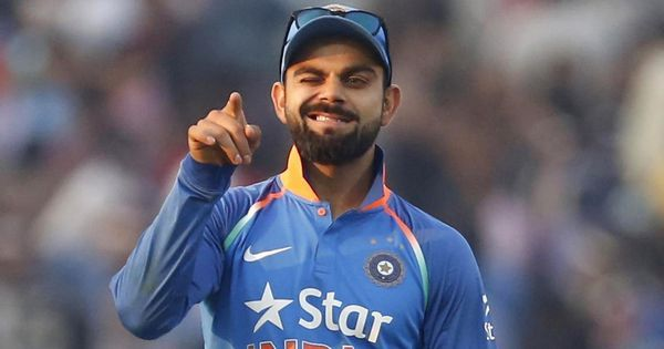 Virat Kohli remains top-ranked batsman in T20Is, India move up to second place