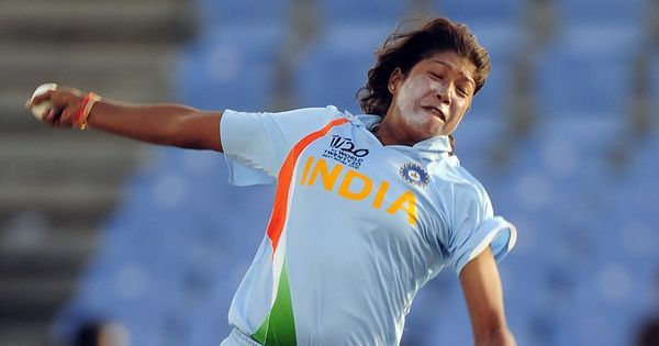 'I play for love of sport, not records' says Jhulan Goswami, leading wicket-taker in women's ODIs
