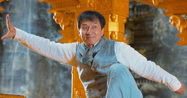 Film review: 'Kung Fu Yoga' is a cheerful namaste from Jackie Chan
