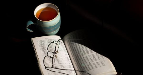 Six books to read while drinking your afternoon tea (or coffee)