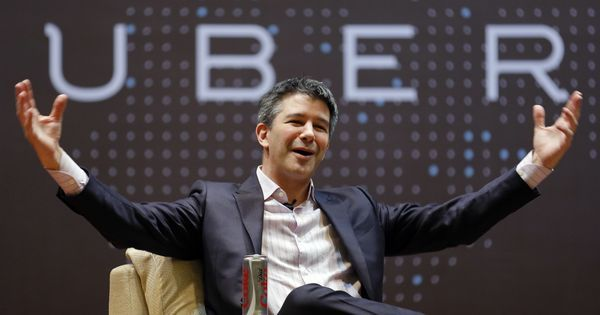 'Take responsibility' for your 'own shit': Watch the Uber CEO argue with a driver over low fares