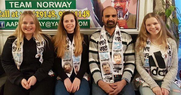 'Change in Poonjab': how AAP wooed the Punjabi diaspora with a little help from Norwegian women