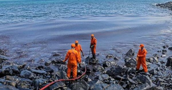 Chennai oil spill: Madras High Court dismissed plea seeking detention of ships
