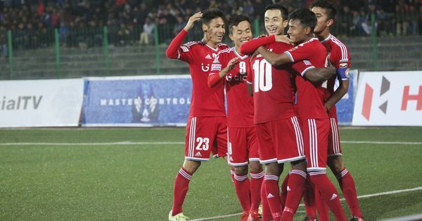 After a horrendous start to the I-League, has Lajong's young brigade finally turned a corner?