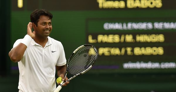 'Have I overachieved? Talent-wise, yes': Leander Paes on a glittering three-decade long career