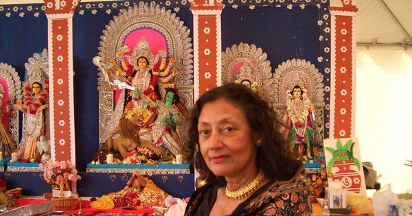 'I am American, not Asian-American.' Writer  Bharati Mukherjee (1940-2017) never wanted a label