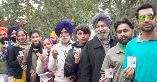 The class divide in Punjab's polling booths has already sealed the roadmap to 2019 Lok Sabha