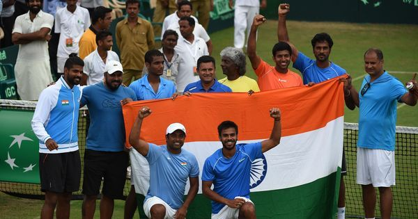 Tennis: India to host 2019 Davis Cup qualifier tie against Italy on grass in Kolkata