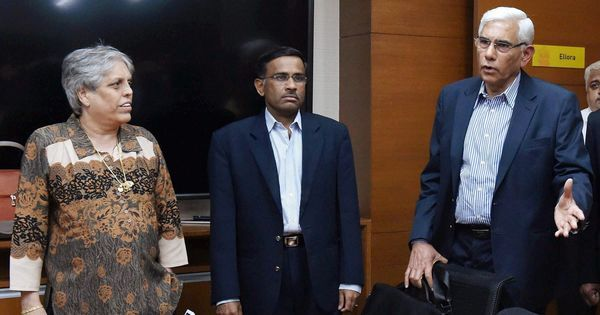 BCCI have not complied with 10 out of 11 Lodha Panel reforms, says Committee of Administrators