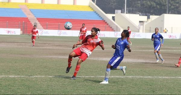 Football: Jeppiaar IT FC keep Alakhpura FC at bay with 1-1 draw