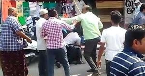 Video: Journalist beaten up by TDP MLA's brother for allegedly writing a 'negative report'