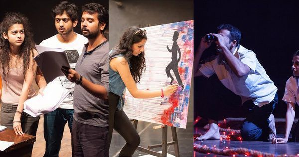 Writers' Bloc: A residency for Indian playwrights puts writers centre stage