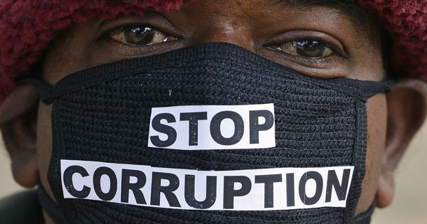 India slips two ranks – 81 among 180 – in Transparency International's index on corruption in 2017