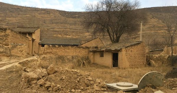 In China's Ningxia province, water shortage is so severe that the government is relocating people