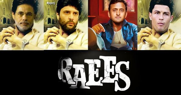 Watch: When 'Raees' meets the UP elections, you no longer know which politician is Shah Rukh Khan
