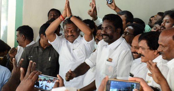 तमिलनाडु : केंद्र के लिए बल्लेबाजी करने के बजाय राज्यपाल स्थिर सरकार की राह प्रशस्त करें