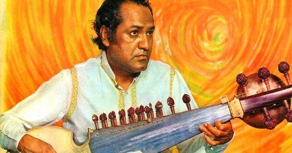 Listen: Explorations of Raag Kafi by surbahar maestro Pushparaj Koshti and sarod player Bahadur Khan