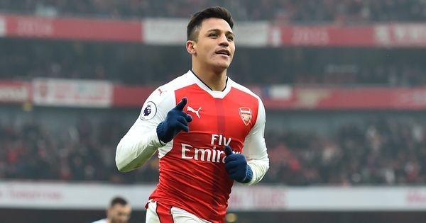 Alexis Sánchez suggests he wants to see out his contract at Arsenal