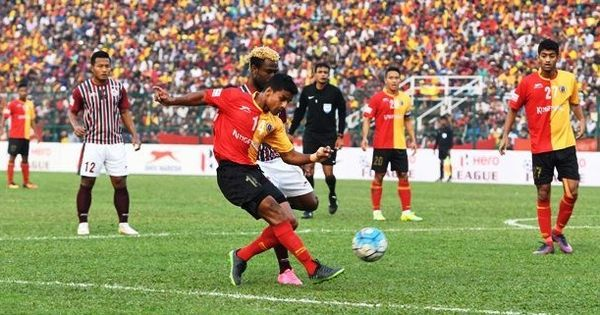 I-League: Mohun Bagan and East Bengal play out 0-0 draw