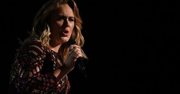 Adele's '25' wins Album of the Year as she sweeps 2017 Grammy awards