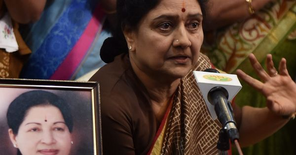 Tamil Nadu: Sasikala quits politics ahead of Assembly polls