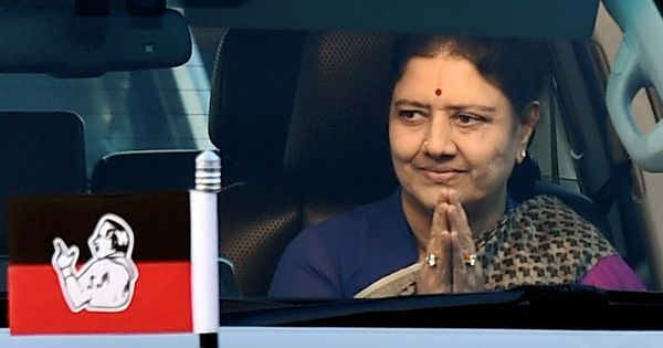 I-T department attaches Sasikala's property worth Rs 100 crore in disproportionate assets case