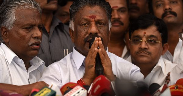 Tamil Nadu: Will not let AIADMK be controlled by Sasikala's family, says O Panneerselvam