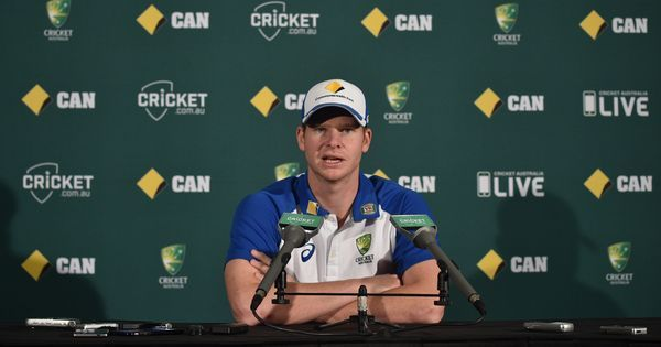 'The moment you just start defending, you're probably in trouble': Steve Smith on batting in India