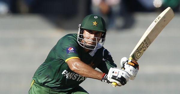Pakistan cricket officials uphold Nasir Jamshed's 10-year ban for spot-fixing in PSL