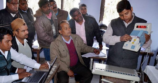 EVM manipulation: Election Commission gets SC notice on a plea seeking inspection of the machines