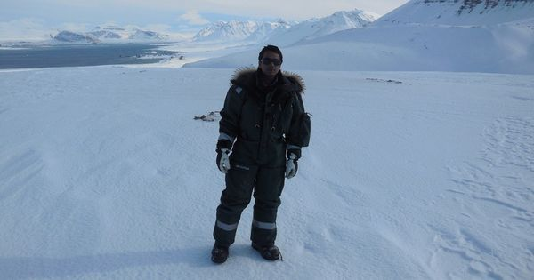 Interview: An Indian scientist's research on glacial melt in the Arctic could hold lessons for India