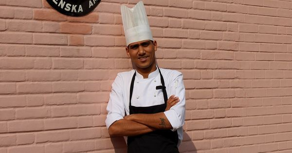 Meet the first Indian chef to cook for Nobel Laureates